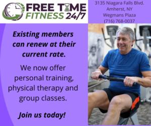 Existing Members Renew