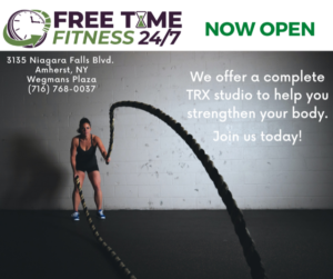 TRX Free Time Fitness